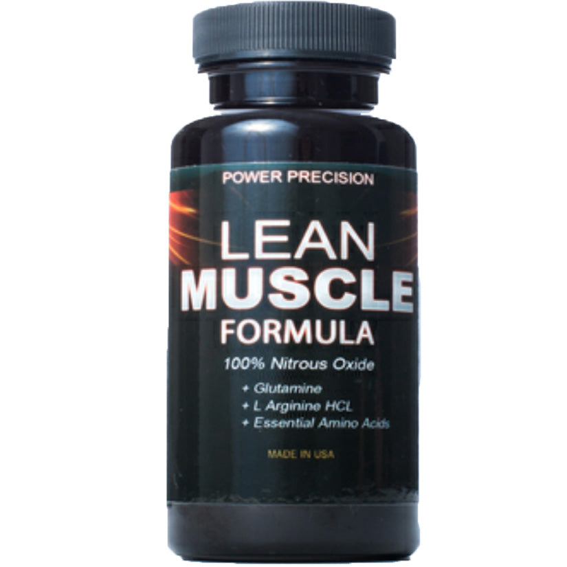 Power Precision Lean Muscle 30 Capsules - Godfather Adult Sex and Pleasure Toys