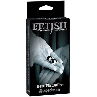 Fetish Fantasy Series Limited Edition Ben-Wa Balls - Godfather Adult Sex and Pleasure Toys