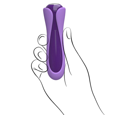 "Key by Jopen - Io Mini Massager-Lavender 4.25"" - Godfather Adult Sex and Pleasure Toys"