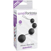 Anal Fantasy Collection Deluxe Vibro Balls - Godfather Adult Sex and Pleasure Toys