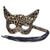 Cat Lash Mask & Whip Kit - Godfather Adult Sex and Pleasure Toys