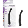 Anal Fantasy Collection Vibrating Curve - Godfather Adult Sex and Pleasure Toys