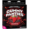 Edible Gummy Panties-Strawberry - Godfather Adult Sex and Pleasure Toys