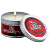 Scandal Candle - Sin-amon Sin in a Tin - Godfather Adult Sex and Pleasure Toys