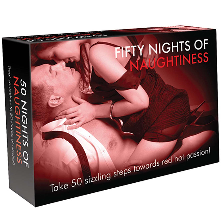 Fifty Nights of Naughtiness - Godfather Adult Sex and Pleasure Toys