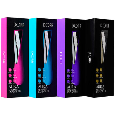 Dorr Aura G-Spot - Purple - Godfather Adult Sex and Pleasure Toys