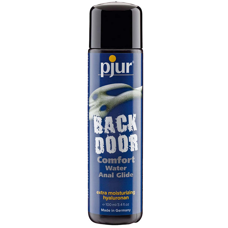 Pjur Back Door Comfort Water Anal Glide 3.4oz - Godfather Adult Sex and Pleasure Toys