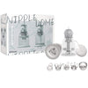 Nipple Dome Nipple Stimulator-White - Godfather Adult Sex and Pleasure Toys