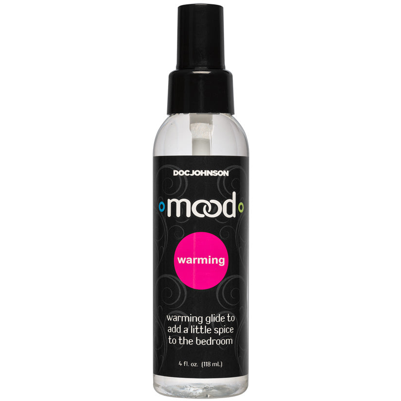 Mood - Warming Lubricant 4oz