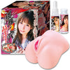 Elly Akira Four-Hole Masturbator Super Lotion Set - Godfather Adult Sex and Pleasure Toys