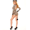 Hustler 3Pc Leopard Costume - Godfather Adult Sex and Pleasure Toys