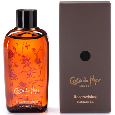 Coco De Mer Roseravished Massage Oil - Godfather Adult Sex and Pleasure Toys
