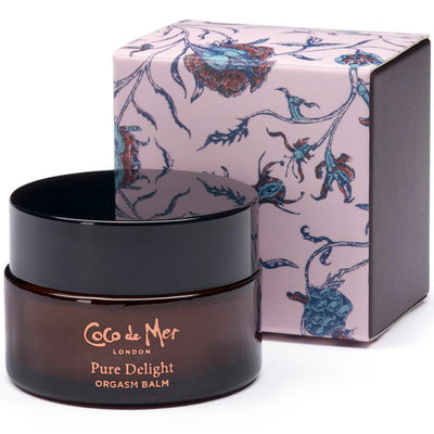 Coco De Mer Pure Delight Orgasm Balm - Godfather Adult Sex and Pleasure Toys