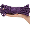 Fifty Shades Freed 10m Silk Rope-Purple