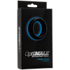 OPTIMALE C-Ring Thick 40mm - Black - Godfather Adult Sex and Pleasure Toys