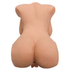 CyberSkin Intimates Virtual Girlfriend -  Beige - Godfather Adult Sex and Pleasure Toys