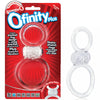 Screaming O Ofinity Plus-Clear - Godfather Adult Sex and Pleasure Toys