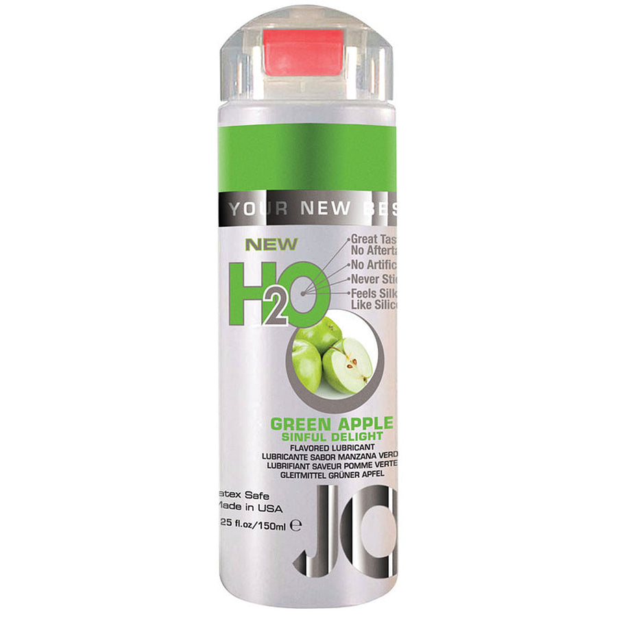 JO Flavored H2o-Green Apple Sinful Delight 5.25oz