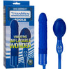 Titanmen Tools - Vibrating Inflatable Wonder - Blue - Godfather Adult Sex and Pleasure Toys