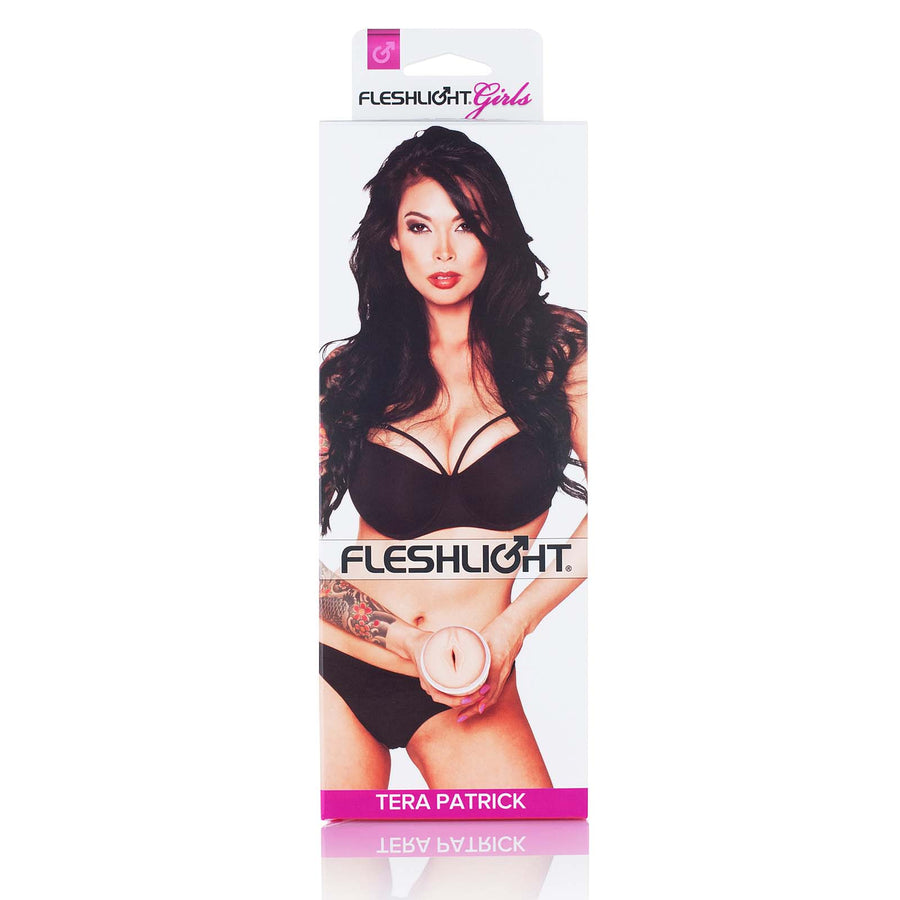Fleshlight Girls Tera Patrick - Lotus - Godfather Adult Sex and Pleasure Toys