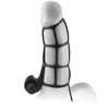Fantasy X-tensions Deluxe Silicone Power Cage - Godfather Adult Sex and Pleasure Toys