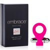 Embrace Lover's Ring - Pink - Godfather Adult Sex and Pleasure Toys