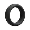 OptiMale C-Ring Thick 50mm-Black - Godfather Adult Sex and Pleasure Toys