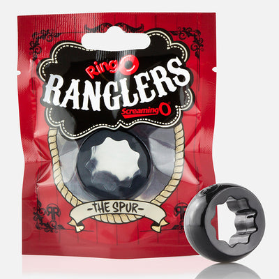 Screaming O RingO Ranglers-The Spur - Godfather Adult Sex and Pleasure Toys