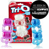 Screaming O Tri-O Triple Pleasure Ring - Godfather Adult Sex and Pleasure Toys