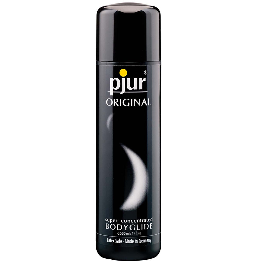 Pjur Original Bodyglide Silicone Lube 17oz - Godfather Adult Sex and Pleasure Toys