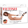 Fetish Fantasy Series Heavy-Duty Hogtie Kit - Godfather Adult Sex and Pleasure Toys