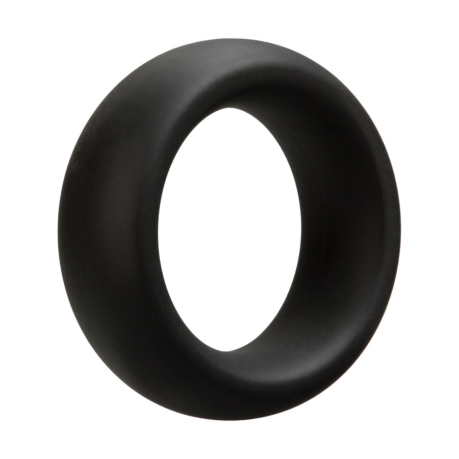 OPTIMALE C-Ring Thick 35mm - Black - Godfather Adult Sex and Pleasure Toys