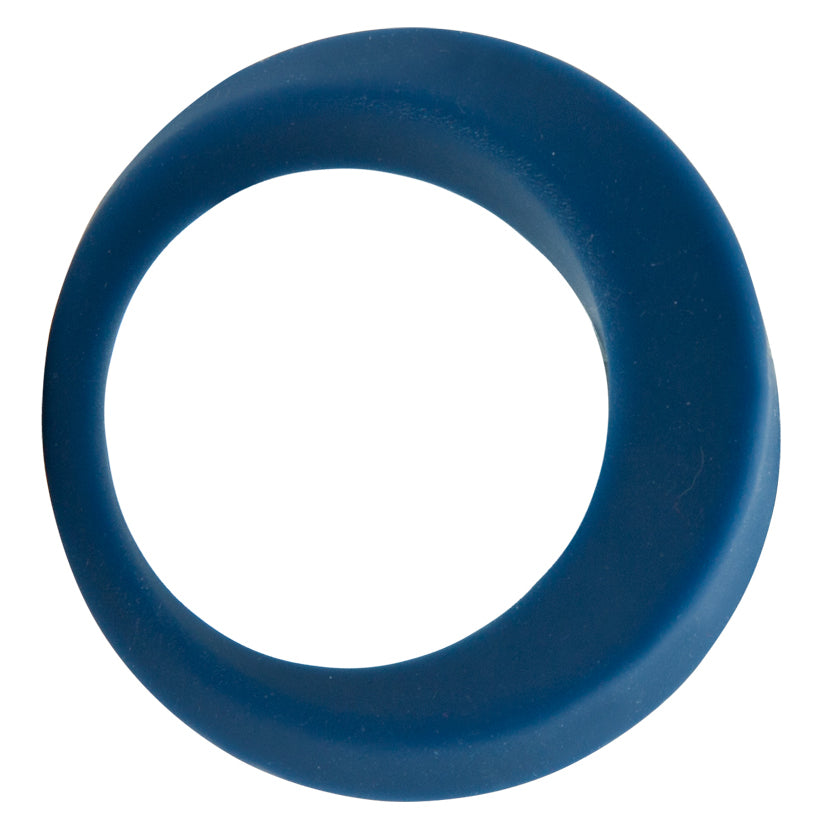 Penis Enhance Ornament Silicone Cock Ring 32mm - Ocean - Godfather Adult Sex and Pleasure Toys