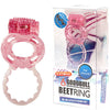 Beet Ring Vibrating Love Ring - Godfather Adult Sex and Pleasure Toys