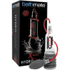 Hydromax X20 Xtreme Kit - Crystal Clear - Godfather Adult Sex and Pleasure Toys