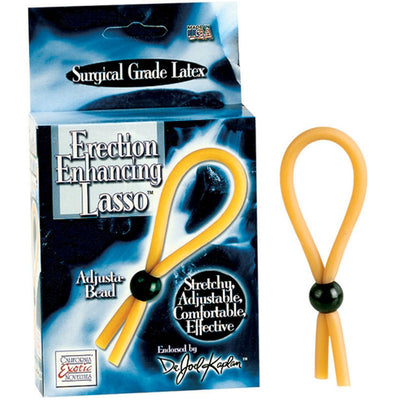 Dr Joel Kaplan Erection Enhancing Lasso-Flesh - Godfather Adult Sex and Pleasure Toys