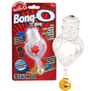Screaming O Bong-O Ring - Clear - Godfather Adult Sex and Pleasure Toys