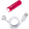 Blush Novelties - Aria Vivacity Rechargeable Bullet Kit - Cerise