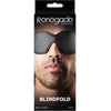 Renegade Bondage Blindfold-Black - Godfather Adult Sex and Pleasure Toys