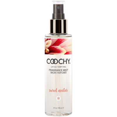 Coochy Fragrance Body Mist - Sweet Nectar 4oz