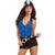 Lieutenant Lusty Cop Costume Set