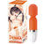 Denma Collection Wand Massager - Fresh Orange