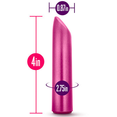 Blush Novelties - Exposed Nocturnal Rechargeable Lipstick Vibe - Cherry