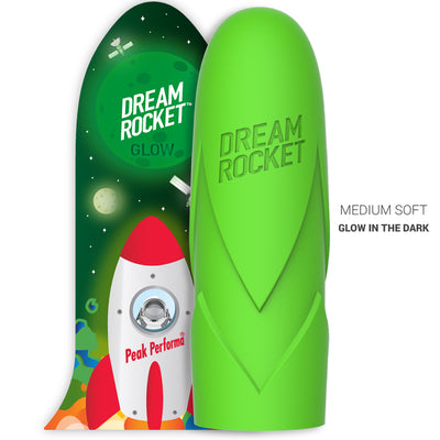 Dream Rocket Glow In The Dark - Godfather Adult Sex and Pleasure Toys