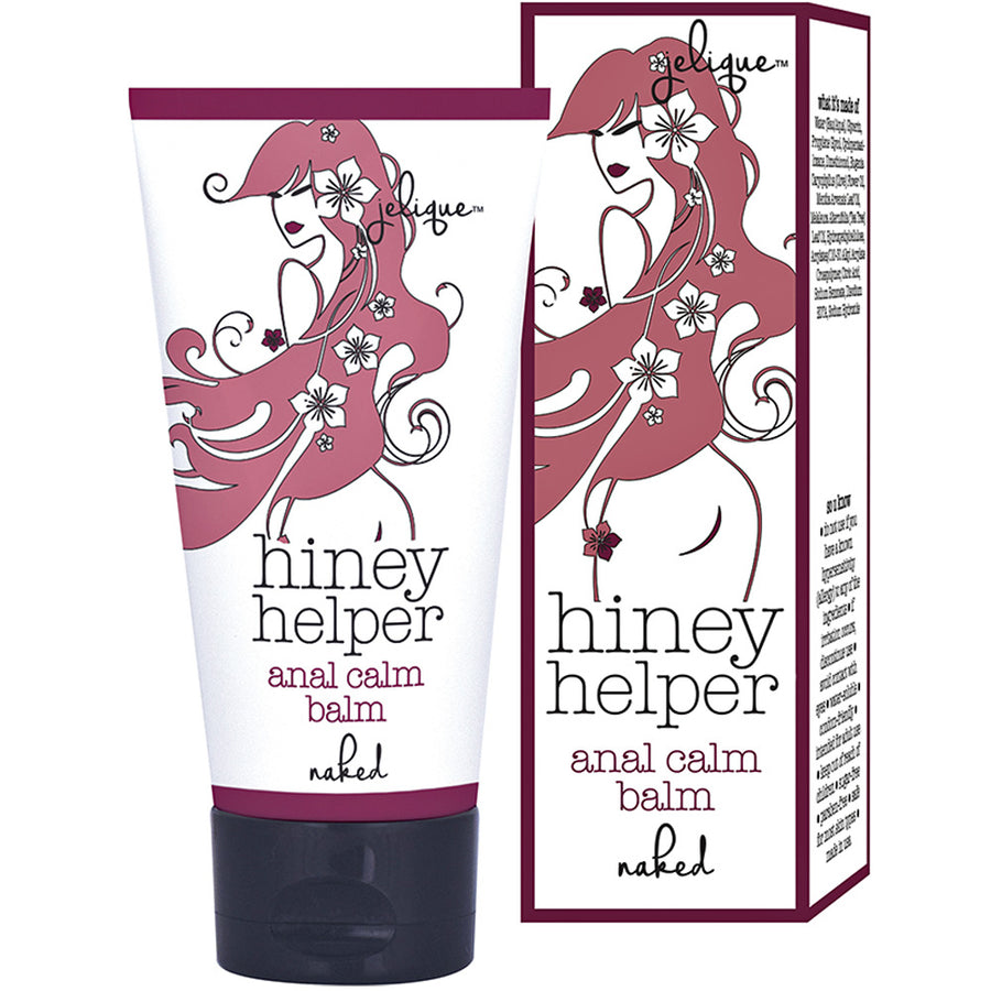 Hiney Helper Anal Calm Balm-Naked .5oz