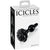 Pipedream - Icicles No.77 Rose Shaped Plug - Black