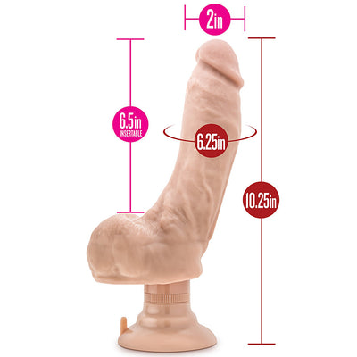 "Blush Novelties - Loverboy Doctor Love - 10.25"" Beige"
