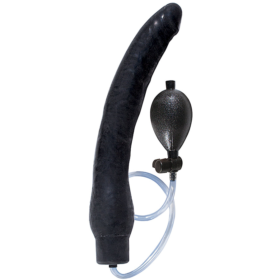 "Ram 12"" Inflatable Dong-Black"