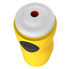 SHAKE Stamina Training Cup-Soft (Yellow) - Godfather Adult Sex and Pleasure Toys