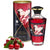 Shunga Aphrodisiac Warming Oil - Blazing Cherry 3.5oz
